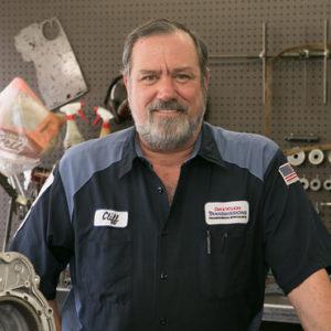 Cilfford McCormick, Rebuilder, Master Auto Technician