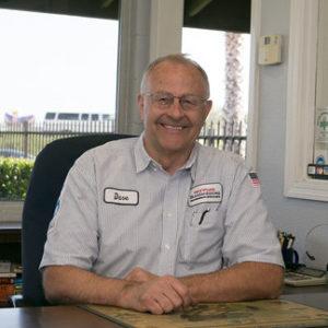 Dave Wilkes, President