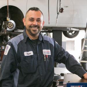 Pedro Cerda, Installer